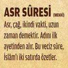 Asr Suresi