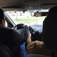 Araba Sürmeyi Öğrenmek