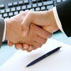 Anlaşma imzalamak