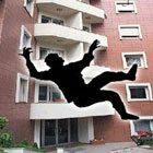 Balkondan Düşmek